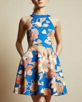Ted Baker Pinata Sleeveless Skater Dress