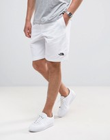 The North Face Class V Rapids Shorts in White