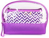 Riah Fashion Clear Cosmetic Bag