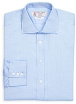 Turnbull & Asser Dobby Slim Fit Dress Shirt - 100% Bloomingdale's Exclusive