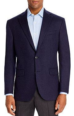 Jack Victor Cashmere Regular Fit Sport Coat
