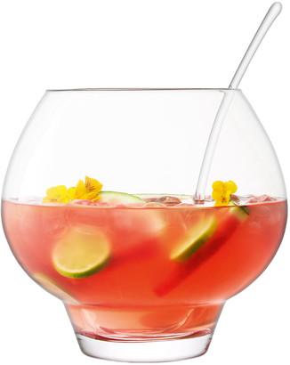 LSA International Rum Punchbowl & Ladle