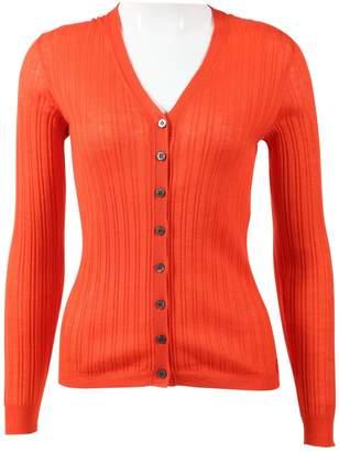 Louis Vuitton Orange Cashmere Knitwear