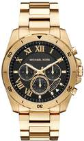 Michael Kors Brecken Chronograph Watch Goldcoloured