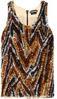 Tom Ford Sequin-embellished top