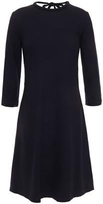 Goat Jetson Cutout Wool-crepe Mini Dress