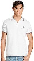 Polo Ralph Lauren Custom Slim-Fit Short-Sleeve Solid Polo Shirt