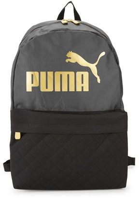 Puma Two-Tone Logo Backpack