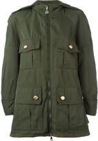 Moncler 'Seriole' jacket - women - Cotton/Polyamide/Polyester - 2