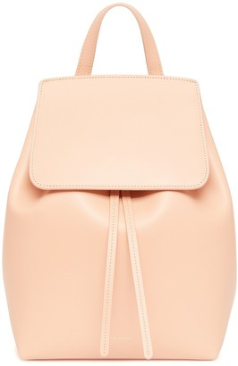 Mansur Gavriel Calf Mini Backpack - Rosa