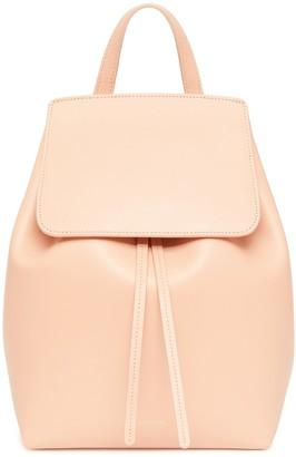 Mansur Gavriel Calf Mini Backpack - Rosa