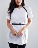 Asos Ring Detail Harness
