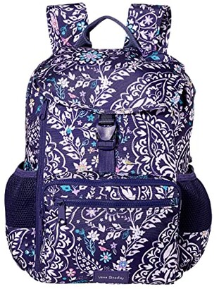 Vera Bradley ReActive Daytripper Backpack (Itsy Ditsy Floral) Backpack Bags