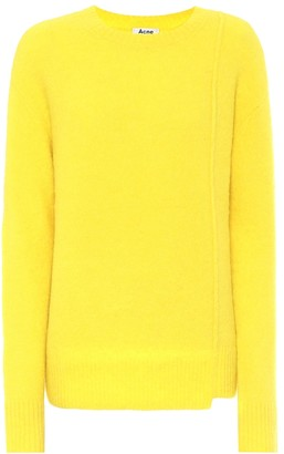 Acne Studios Asymmetric sweater