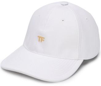 Tom Ford Logo Plaque Baseball Cap