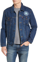 Levi's Seattle Mariners Denim Trucker Jacket