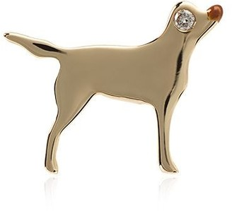 Loquet Labrador charm
