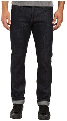The Unbranded Brand Skinny in 21 OZ Indigo Selvedge (Indigo Selvedge) Men's Jeans