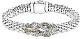 Lagos Women's Caviar Newport Diamond Station Bracelet