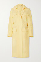 Thumbnail for your product : Salvatore Ferragamo Linen And Silk-blend Trench Coat