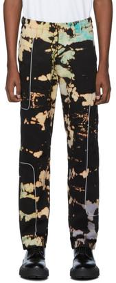 Liam Hodges Black Reverse Dye 2600 Work Trousers