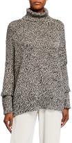 Co Merino Wool Knit Turtleneck Sweater