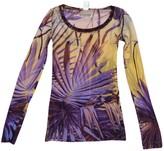 Jean Paul Gaultier Purple Top for Women