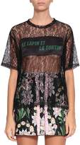Au Jour Le Jour Chantilly Lace T-shirt