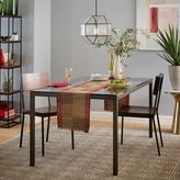 west elm Box Frame Dining Table - Glass