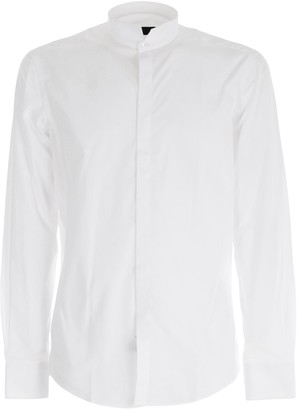 Lanvin Tailored Tuxedo Shirt