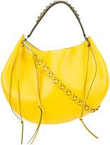 Loewe loops detail shoulder bag - women - Leather - One Size