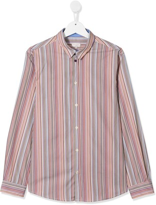 Paul Smith TEEN striped shirt