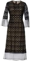 Vilshenko 3/4 length dress