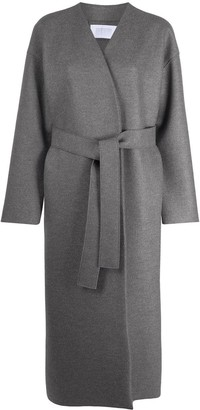 Harris Wharf London Wrap Coat