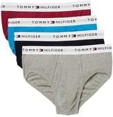 Tommy Hilfiger Cotton Brief 4-Pack Men's Underwear