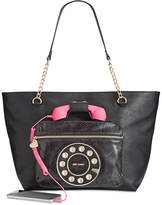 Betsey Johnson Phone Extra-Large Tote