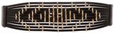 Linea Pelle Metal Embellished Waist Belt
