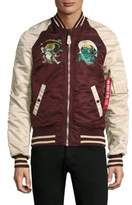 Alpha Industries Varsity Bomber Jacket
