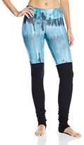 Alo Yoga Women's Goddess Ribbed Legging