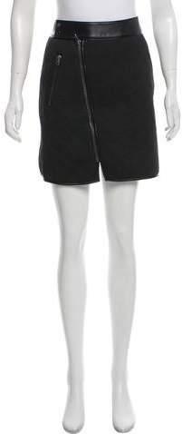 3.1 Phillip Lim Quilted Mini Skirt