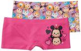 Disney Disney's Tsum Tsum Girls 6-12 2-pk. Seamless Boyshorts