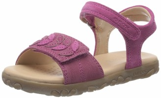 Geox Girls J Sandal Haiti E Open Toe