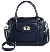 Merona Merona; Women's Satchel Faux Leather Handbag with Removable Crossbody Strap - Merona&...
