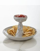 Jonathan Adler Carmen Chip and Salsa Bowl
