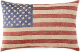 JCP HOME JCPenney HomeTM American Flag Oblong Decorative Pillow