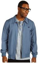 Nixon Frequent Jacket (Steel Blue) - Apparel