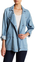 BB Dakota Raines Double-Breasted Jacket