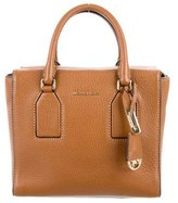 MICHAEL Michael Kors Leather Selby Satchel