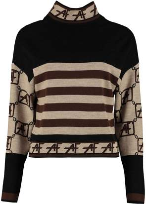 Alberta Ferretti Virgin Wool Sweater