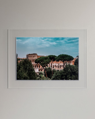 "Colosseum Four Hands Art Studio ""The Photography Print Framed Handmade Art"